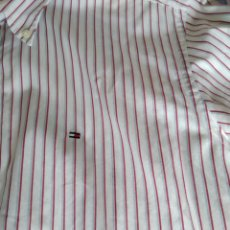 D'Occasion: CAMISA TOMY HILFIGER RAYAS. Lote 246961490
