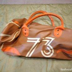 Segunda Mano: M-34 MOCHILA TELEPIZZA SOCCER CLUB 73 LA DE FOTO. Lote 253732555