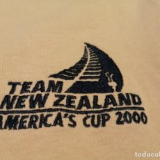 Segunda Mano: POLO TEAM NEW ZEALAND AMERICA'S CUP AÑO 2000. Lote 255520645
