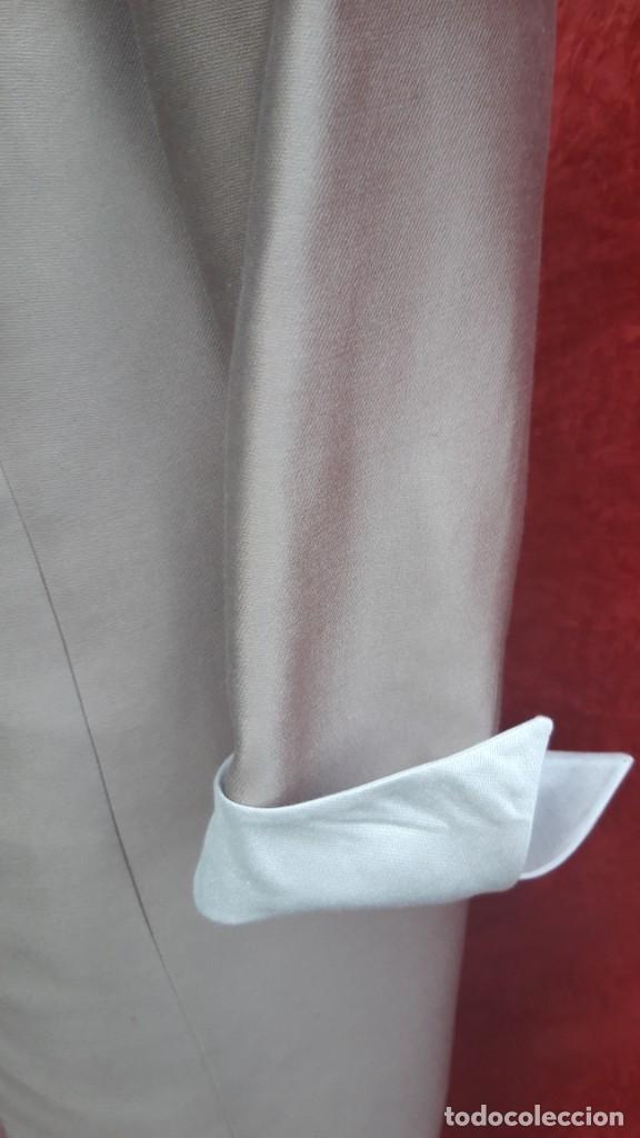 Segunda Mano: Abrigo de entretiempo para ceremonia. - Foto 4 - 264175184