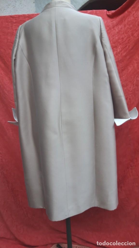 Segunda Mano: Abrigo de entretiempo para ceremonia. - Foto 6 - 264175184