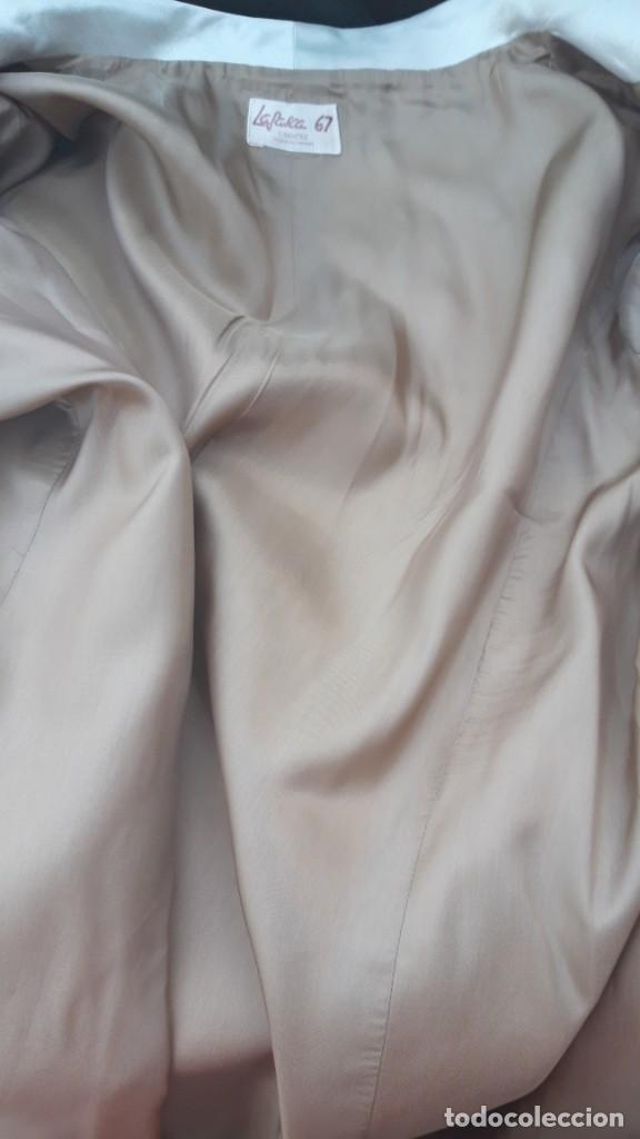 Segunda Mano: Abrigo de entretiempo para ceremonia. - Foto 8 - 264175184