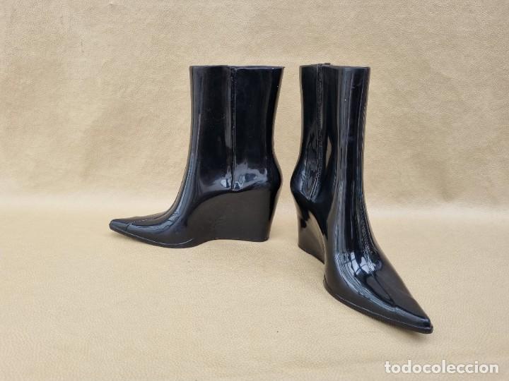 Segunda Mano: Botas de agua de mujer marca Melissa - Foto 12 - 268732734