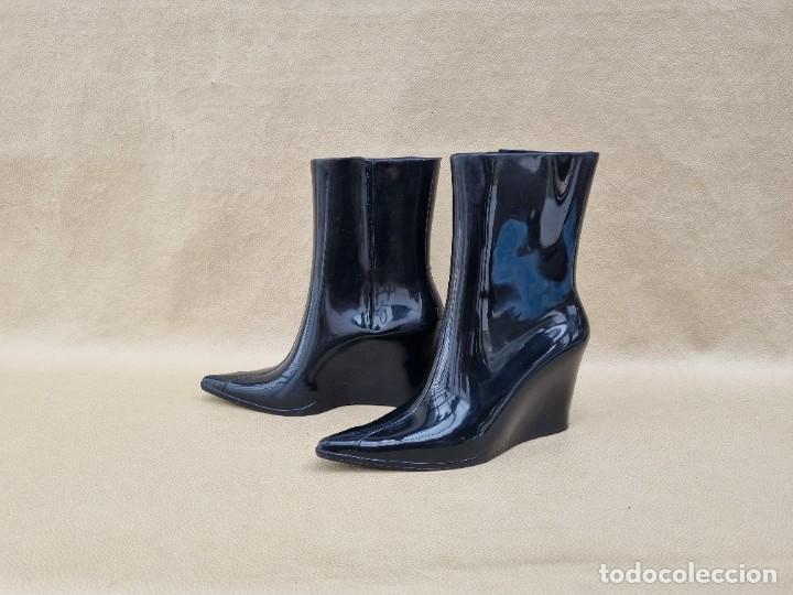 Segunda Mano: Botas de agua de mujer marca Melissa - Foto 13 - 268732734