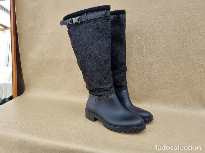 Segunda Mano: Botas de agua de mujer marca DKNY - Foto 10 - 268733354