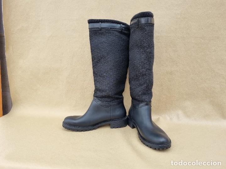 Segunda Mano: Botas de agua de mujer marca DKNY - Foto 11 - 268733354