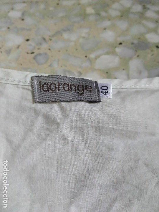 Segunda Mano: Camisa blusa Laorange. Talla 40 - Foto 3 - 269486648