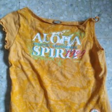 Segunda Mano: ORIGINAL CAMISETA BTS. ALOHA SPIRIT. TALLA 16/ S. Lote 269492003