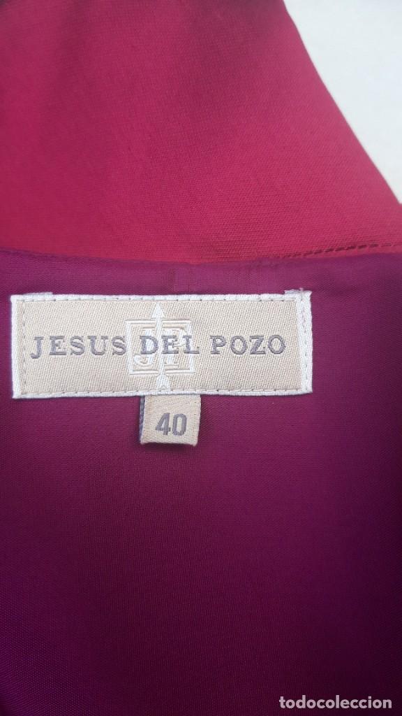 Segunda Mano: Conjunto de Jesus del Pozo, de falda y cuerpo en seda,para fiesta o ceremonia. - Foto 6 - 284176278