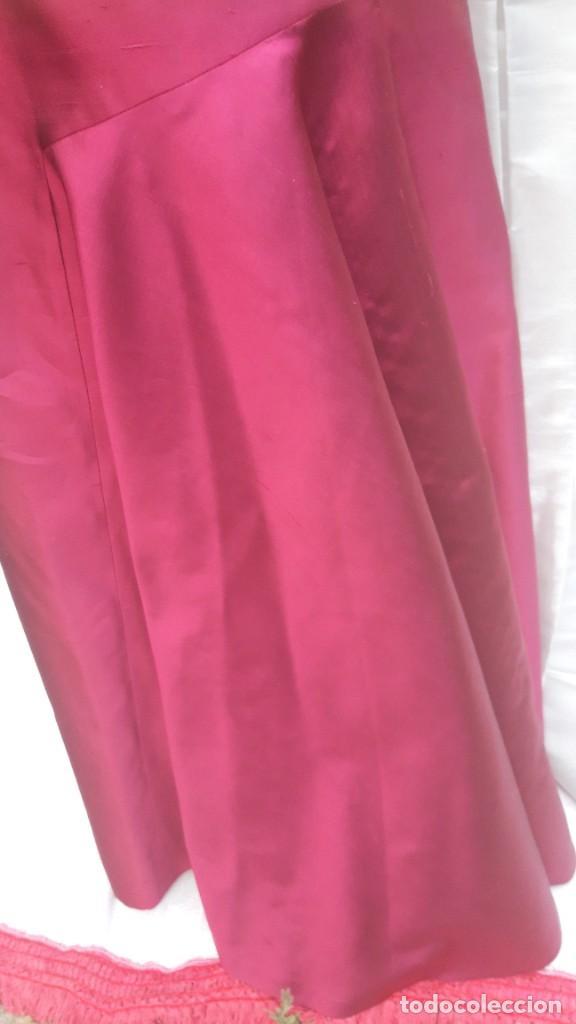 Segunda Mano: Conjunto de Jesus del Pozo, de falda y cuerpo en seda,para fiesta o ceremonia. - Foto 9 - 284176278