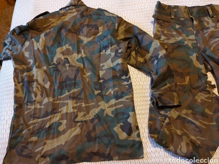 Segunda Mano: Uniforme Ejército mimetizado boscoso - Foto 3 - 284356663