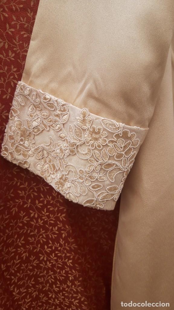 Segunda Mano: Abrigo y vestido de fiesta o ceremonia, de taller de costura. - Foto 8 - 287721058