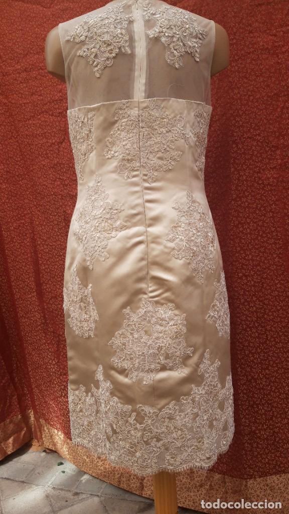 Segunda Mano: Abrigo y vestido de fiesta o ceremonia, de taller de costura. - Foto 10 - 287721058