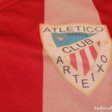 Segunda Mano: # ATLÉTICO CLUB ARTEIXO. CAMISETA MATCH WORN (EXCLUSIVA TC). Lote 287962503