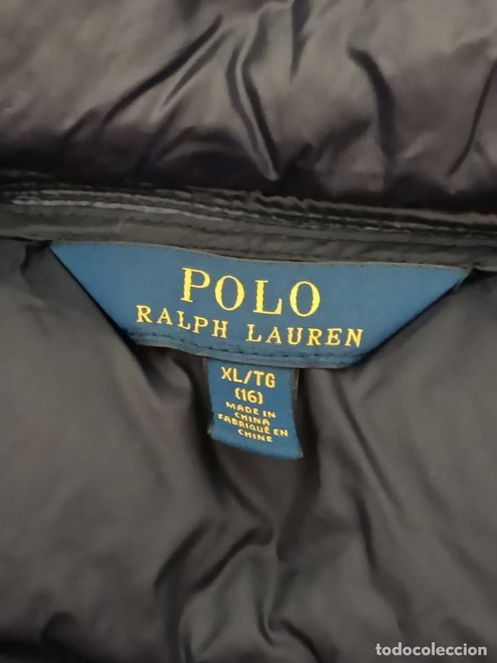 Segunda Mano: Chaquetón polo Ralph Lauren talla 16. Para niña de 10-12 años - Foto 3 - 290059733