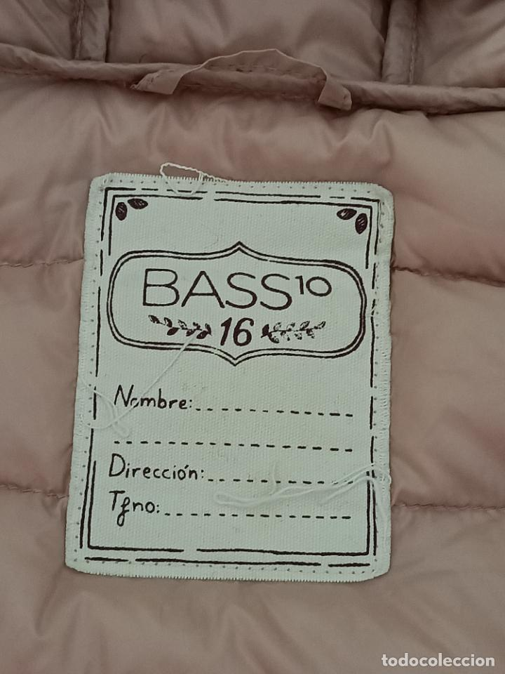 Segunda Mano: Chaquetón Bass 10 talla 16. Para niña de 10-12 años - Foto 2 - 290060203