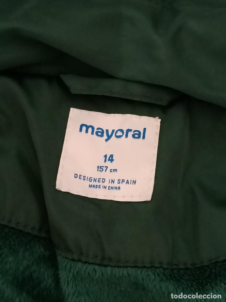 Segunda Mano: Chaquetón Mayoral talla 14. Para niña de 10-12 años - Foto 2 - 290060308