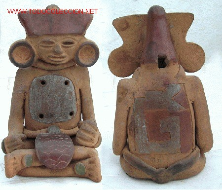 Flauta figura maya comprar art culos de segunda mano de for Decoracion hogar segunda mano