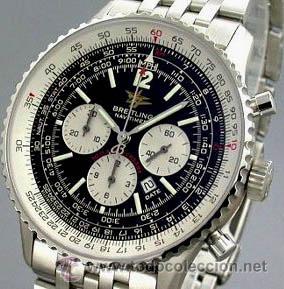 a2e6779decb Preciosa replica reloj breitling cronometre nav - Vendido en Venta ...