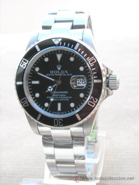 ede148573d52a Reloj rolex submariner maquinaria eta suiza cri - Vendido en Venta ...
