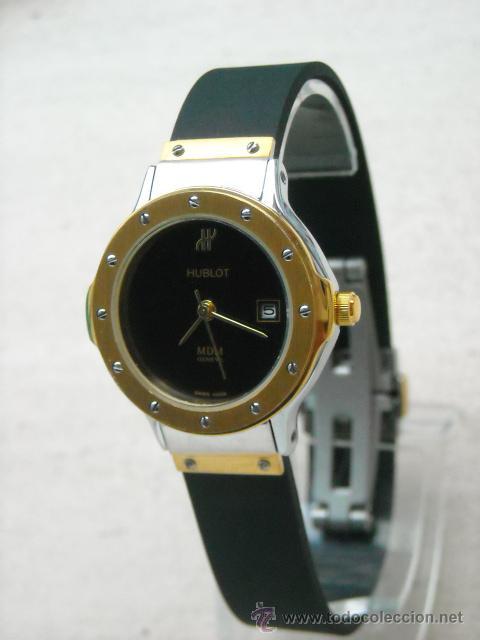 Reloj hublot de mujer