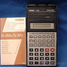 Segunda Mano: - CALCULADORA CIENTÍFICA CASIO FX-82D. Lote 25371488