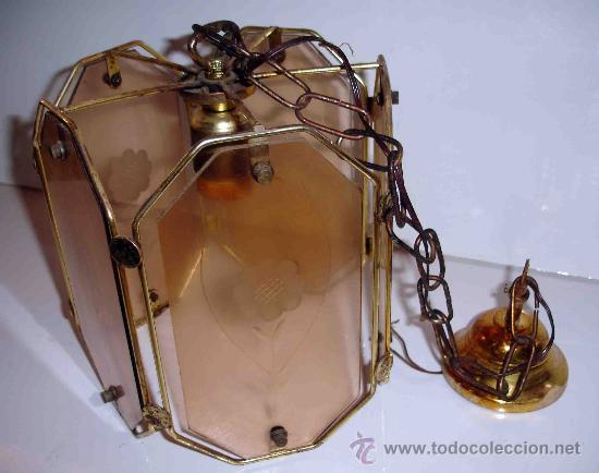 LAMPARA DE TECHO (Segunda Mano - Hogar y decoración)