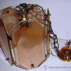 Segunda Mano: LAMPARA DE TECHO. Lote 27449396