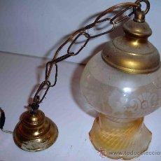 Segunda Mano: LAMPARA DE TECHO. Lote 27449457