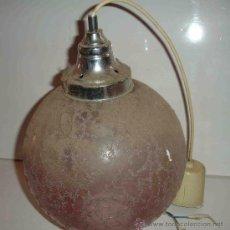 Segunda Mano: LAMPARA DE TECHO. Lote 27449665