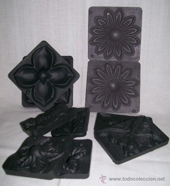 383ab33a068 Segunda Mano  Moldes Para Flores Con Goma Eva - Frisadores - Termoformados  - Foto 2