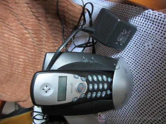 TELEFONO INALAMBRICO TELECOM DET. NO CARGA (Segunda Mano - Artículos de electrónica)