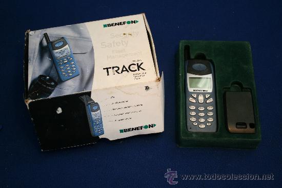 TELEFONO CON GPS (Segunda Mano - Artículos de electrónica)
