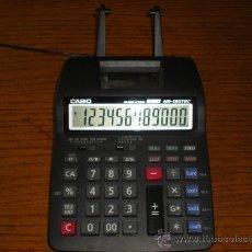 Segunda Mano: CALCULADORA-IMPRESORA CASIO HR-150TEC COMO NUEVA. Lote 31215679