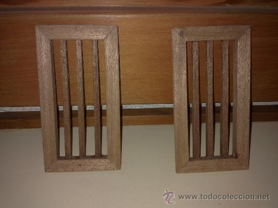 Rejilla de madera de 11 5x6x1 cm comprar art culos de for Decoracion hogar segunda mano