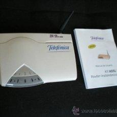 Segunda Mano: MÓDEM - ROUTER DE TELEFÓNICA. Lote 31910094
