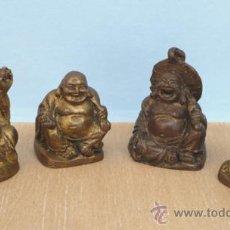 Segunda Mano - 4 Budas sonrientes, miniatura - 32319599