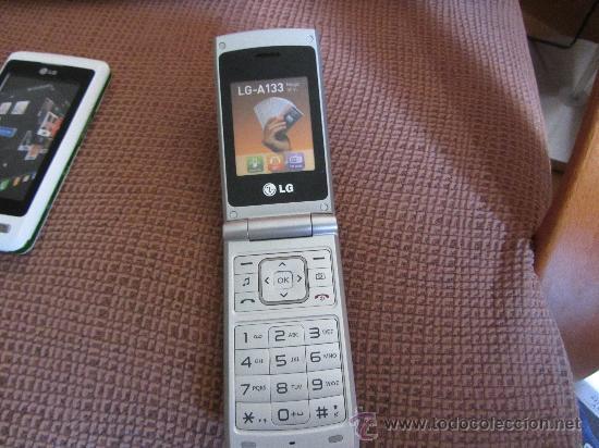 Segunda Mano: MAQUETA DE TELEFONO LG A133,IDEAL COLECCIONISTAS,NIÑOS,OBRAS TEATRALES,ETC,ETC, - Foto 2 - 33358337