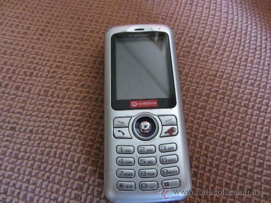 TELEFONO SHARP MODELO GX15 (Segunda Mano - Artículos de electrónica)