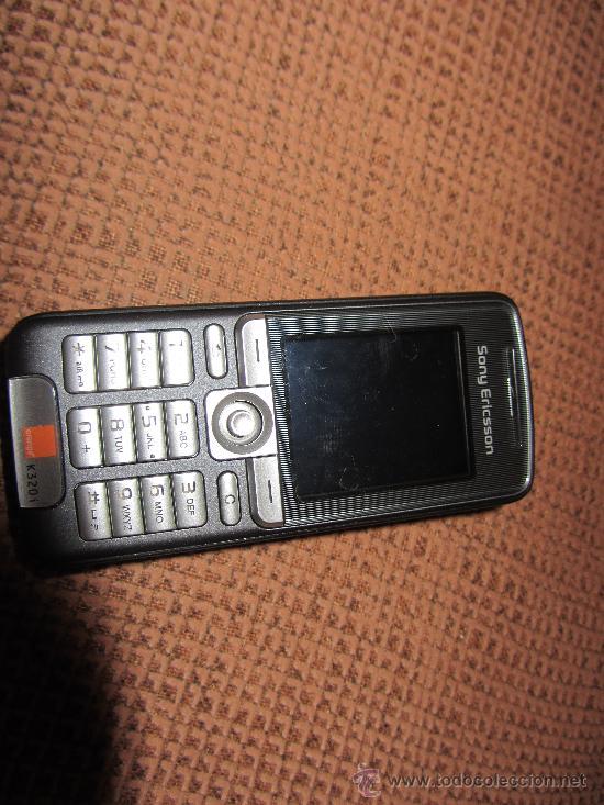 TELEFONO SONY ERICSSON K320I (Segunda Mano - Artículos de electrónica)