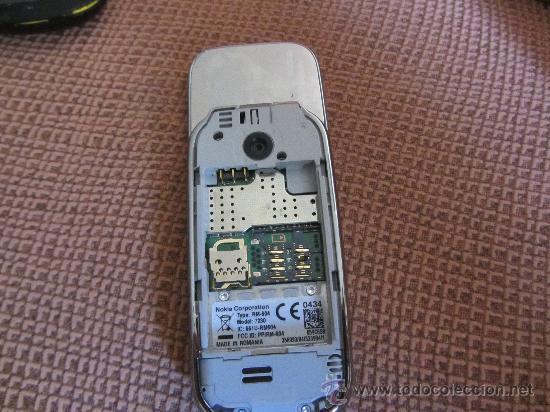 Segunda Mano: telefono nokia 7230 , para repuestos - Foto 3 - 40554335