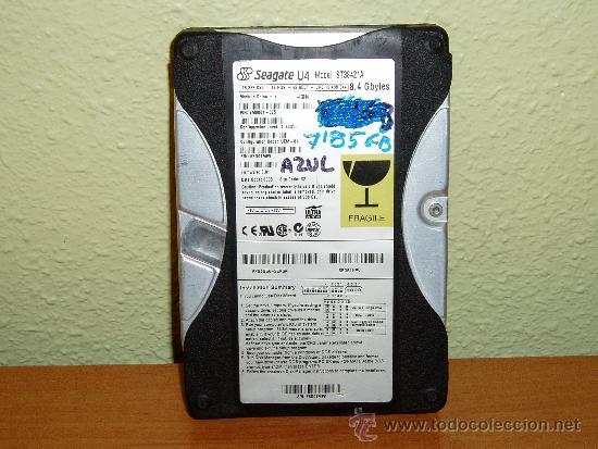 DISCO DURO IDE SEAGATE U4 7,85GB (Segunda Mano - Artículos de electrónica)