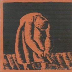 Segunda Mano: BALDOSA SERIGRAFIADA. 1977 ARTESANIA REVOLUCIONARIA. Lote 33524775