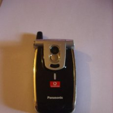 Segunda Mano: ANTIGUO MOVIL PANASONIC EB-X400. Lote 34208937