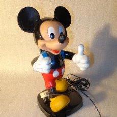 Segunda Mano: TELEFONO MICKY DE WALD DISNEY AÑOS 80. Lote 34864924
