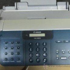 Segunda Mano: TELEFONO FAX - CANON 8820 - INCLUYE INSTRUCCIONES - PERFECTO ESTADO. Lote 36800275