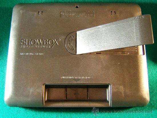 Segunda Mano: CUADRO PARA ALMACENAR 40 FOTOS Y VERLAS UNA A UNA - SHOWBOX PHOTO VIEWER -20X16X3 -NUEVO - AÑO 1998. - Foto 6 - 36901974