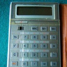 Segunda Mano: CALCULADORA CASIO ELECTRONIC ML 860 - CADA TECLA UNA NOTA MUSICAL - 10X6X0,40 CM. - NUEVA - 1975 ?. Lote 36906517
