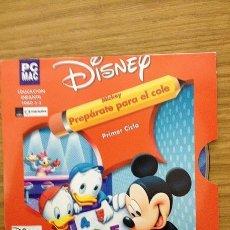 Segunda Mano: CD DEMO DISNEY PREPÁRATE PARA EL COLE PC/MAC. Lote 37024823