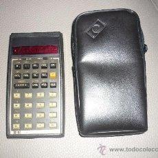 Segunda Mano: CALCULADORA CIENTÍFICA FINANCIERA HEWLETT PACKARD MODELO 37 E. Lote 40054431